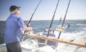 Havfiskeri fra båd i Danmark